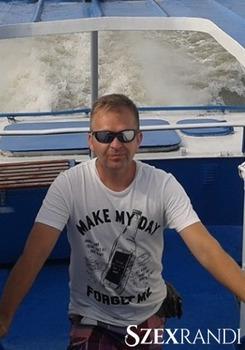 szexpartner Budapest - kobi 41 éves Hetero férfi
