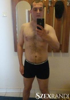 szexpartner Debrecen - Bone 38 éves Hetero férfi